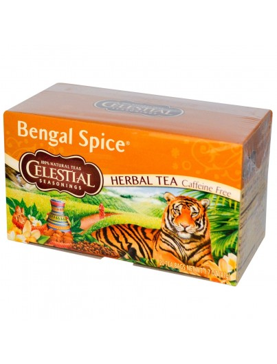CS 20 bags bengal spice herbal tea