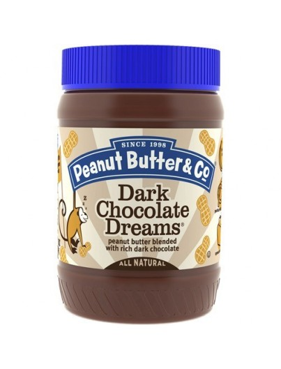 Peanut butter & dark chocolate dreams 454 g
