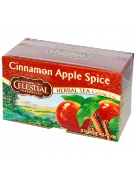 CS 20 bags cinnamon apple spice 48 g