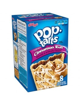 Kellogg´s pop tarts cinnamon roll 400 g