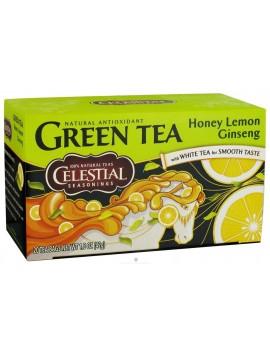 CS 20 bags honey lemon ginseng green tea