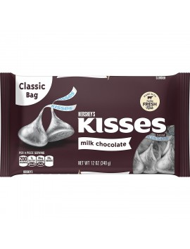 Hershey´s Kisses Milk & Chocolate 150g