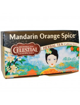 CS 20 bags mandarin orange spice herbal tea
