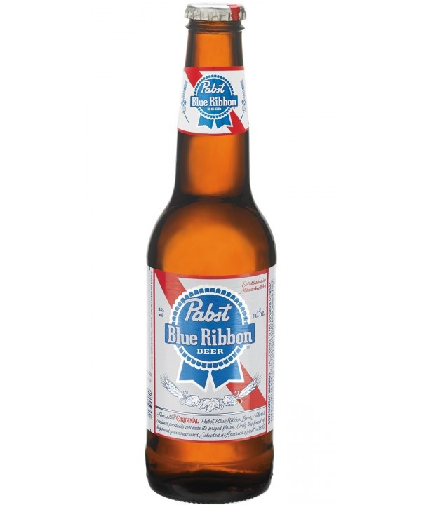 Cerveza Pabst Blue Ribbon 35,5 CL