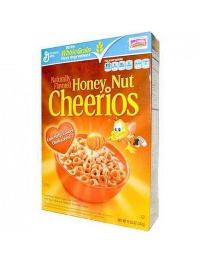 General Mills Honeynut cheerios 347 gr