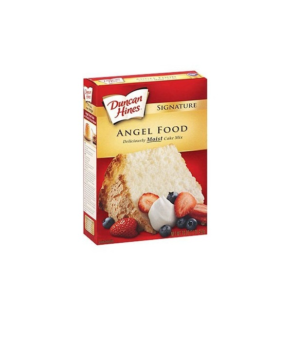 DH Angel Food Cake 453g