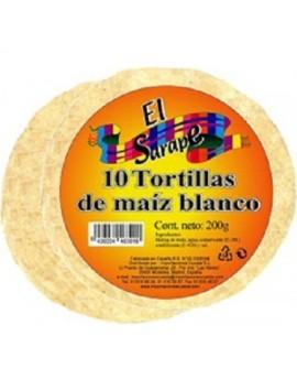 El sarape tortilla maiz  200g