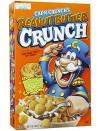 Cap'n Crunch's peanut butter 355 gr. Quaker