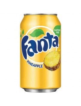 Fanta pineaple 355ml