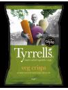 Vegetable chips 125 gr. Tyrrell's