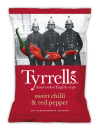 Sweet Chilli & Red Pepper 150 gr. Tyrrell's