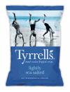 Lightly Salted 40 gr. Tyrrell's