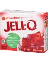 Gelatin strawberry flavor 85 gr. Jell-O