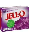 Gelatin grape flavor 85 gr. Jell-O