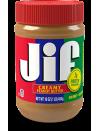 Creamy Peanut Butter 340 gr. Jif
