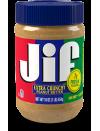 Crunchy Peanut Butter 454 gr. Jif