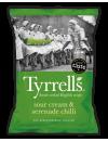 Sour cream & serrenade chilli 150 gr. Tyrrell's