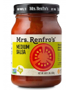 Medium Salsa 454 gr. Mrs. Renfro's