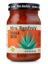 Tequila Salsa 454 gr. Mrs. Renfro's