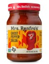 Ghost Pepper salsa 454 gr. Mrs. Renfro's