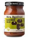 Black Bean Salsa 454 gr. Mrs. Renfro's