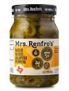 Jalapeño Peppers slice 454 gr. Mrs Renfro's