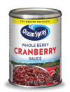 Whole Berry Cranberry Sauce 397 gr. Ocean Spray.