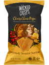 Cheese Pizza Tomato Crisps 114 gr. Wicked Crisps