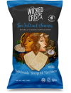 Sea Salt and Hummus Crisps 114 gr. Wicked Crisps