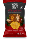 Red Curry Hummus Crisps 114 gr. Wicked Crisps