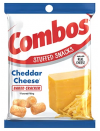 Cheddar Cheese Baked Cracker 178,6 gr. Combos