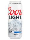Cerveza Coors Light Can 500ml