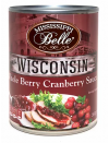 Whole Berry Cranberry Sauce 397 gr. Mississippi Belle