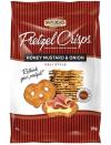 Pretzels Crisps Honey mustard & onion 85 gr. Snyder's