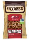 Mini Pretzels 42.5 gr. Snyder's