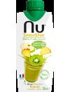 NU Kiwi Apple Pineapple Smoothie 330 ml.