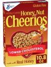 Cheerios Honey Nut Whole Grain Oats 306 gr. General Mills