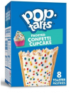 Frosted Confetti Cupcake 384 gr. Kellog's Pop Tart