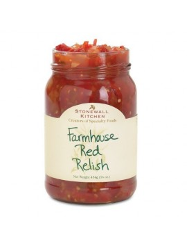 SK Farmhouse Red Relish 454g.