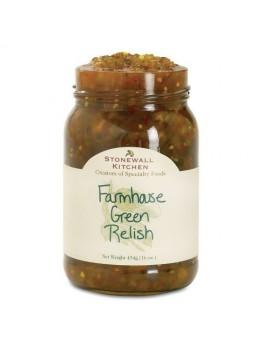 SK Farmhouse green relish 454 g.