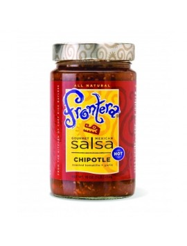 Frontera salsa chipotle hot 454g