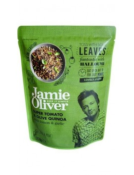 Jamie Oliver Quinoa Sundried Tomatos & Olives