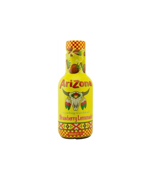 Arizona Cowboy Strawberry Lemonade 500ml