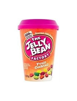 Jelly bean factory fruit coktail cup 200 g