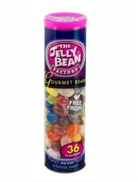 Jelly bean gourmet tube 100g