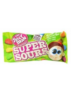 Jelly Bean Super Sours 50 g