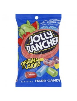 Jolly Rancher Hard Candy 198g.