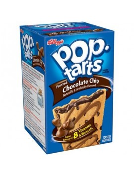 Kellogg's Pop Tart Chocolate Chip 416