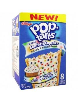 Kellogg´s pop tarts confetti cupcake 400 g