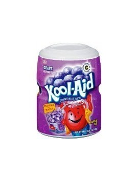 Kool-Aid Grape 538g